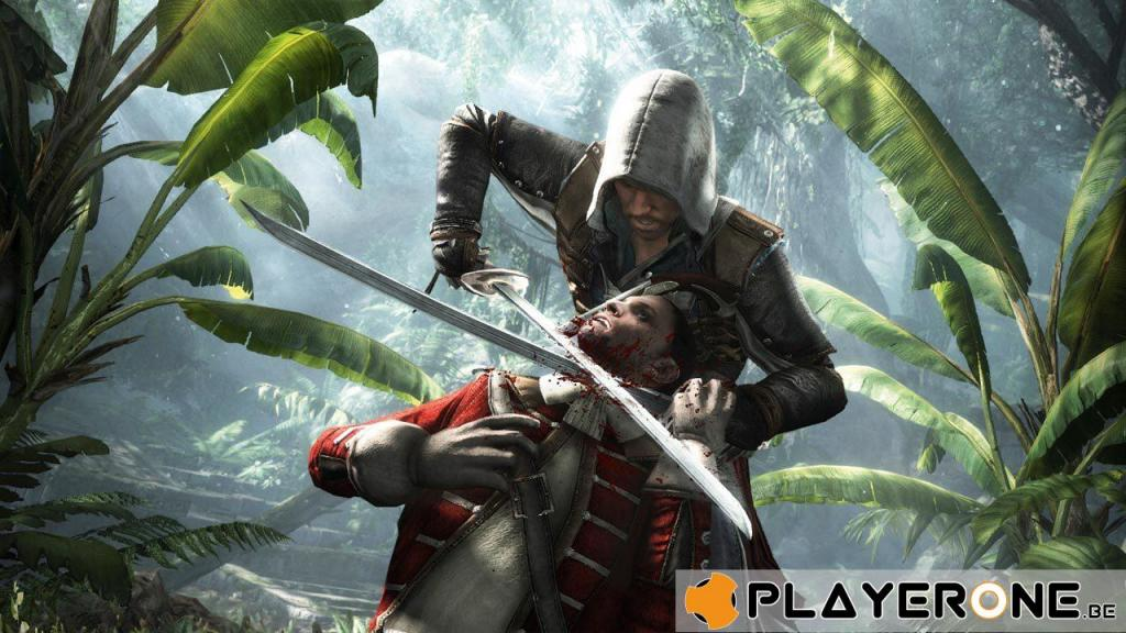 Assassin's Creed 4 Black Flag SKULL EDITION_3