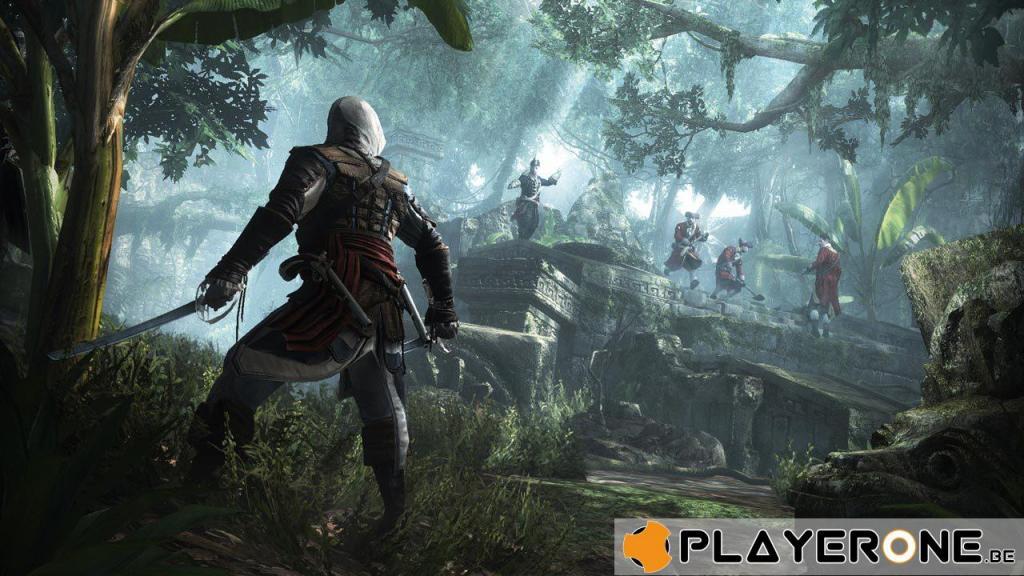 Assassin's Creed 4 Black Flag SKULL EDITION_4