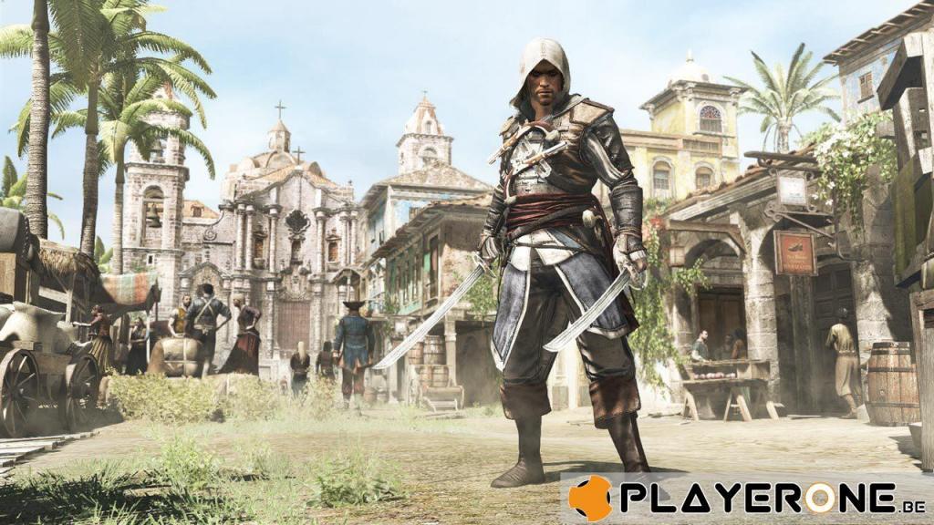 Assassin's Creed 4 Black Flag SKULL EDITION_5