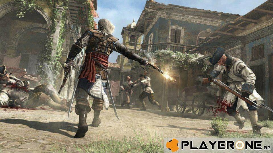 Assassin's Creed 4 Black Flag SKULL EDITION_6