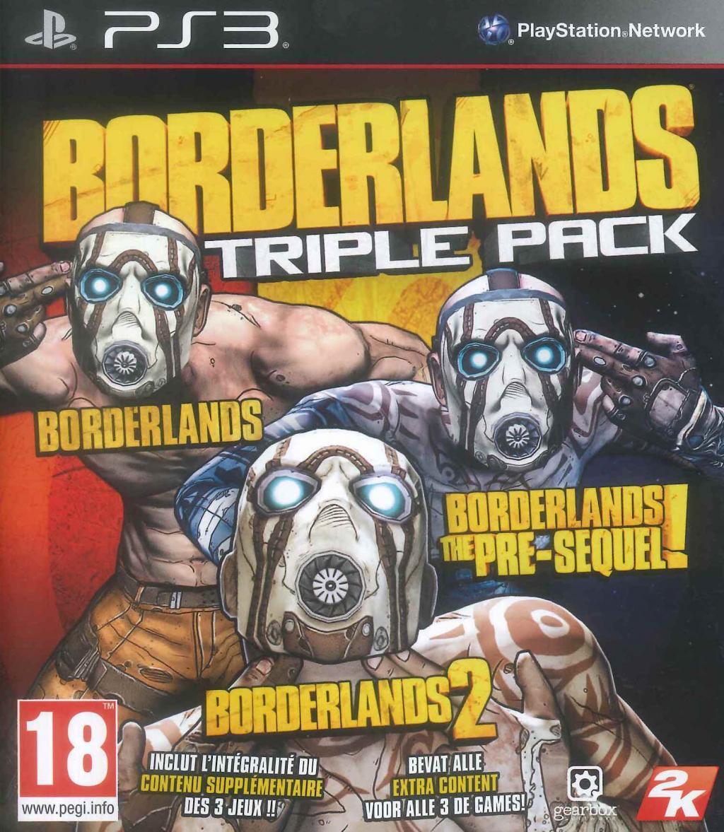 Borderlands Triple Pack_1
