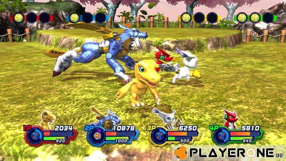 Digimon All Star Rumble_5