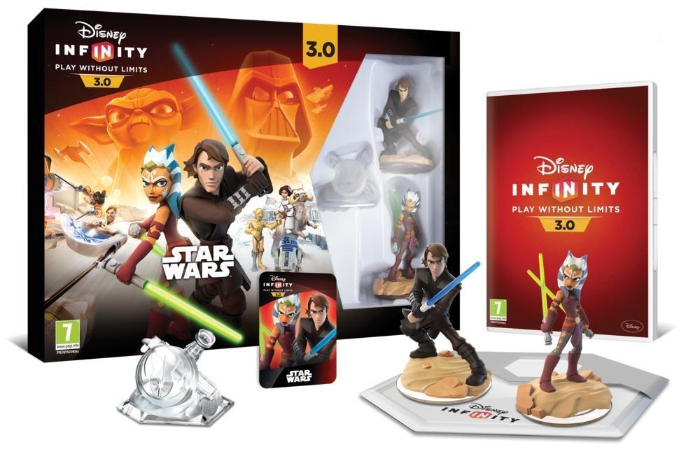 DISNEY INFINITY 3 - STAR WARS Starter Pack PS3_1