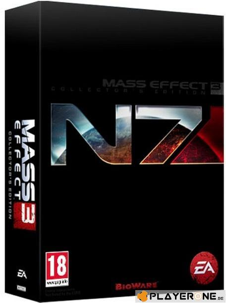 Mass Effect 3 COLLECTOR EDITION