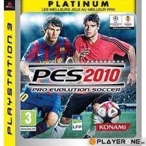 Pro Evolution Soccer 2010 PLATINIUM