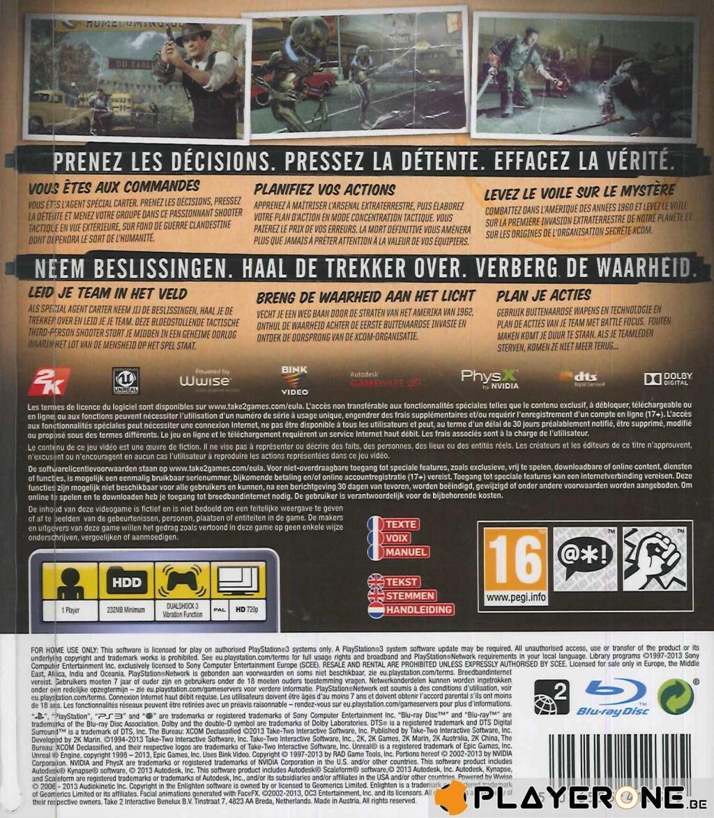 The Bureau : XCOM Declassified (D1 Edition)_2