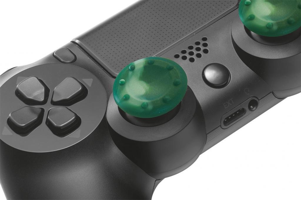 Trust GXT 262 Kit de 8 Appui-pouces pour Manette PS4_5