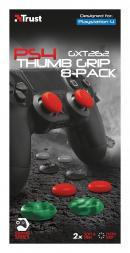 Trust GXT 262 Kit de 8 Appui-pouces pour Manette PS4