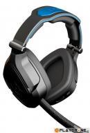 GIOTECK - Casque Sans Fil Pliable EX-06 (PC/Mac/PS3/PS4/Xbox360)