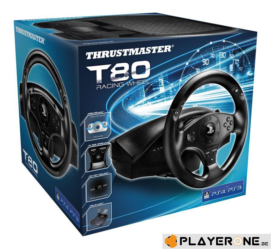 T80 Racing Wheel Official Sony PS4/PS3/PCCD (Thrustmaster)_1