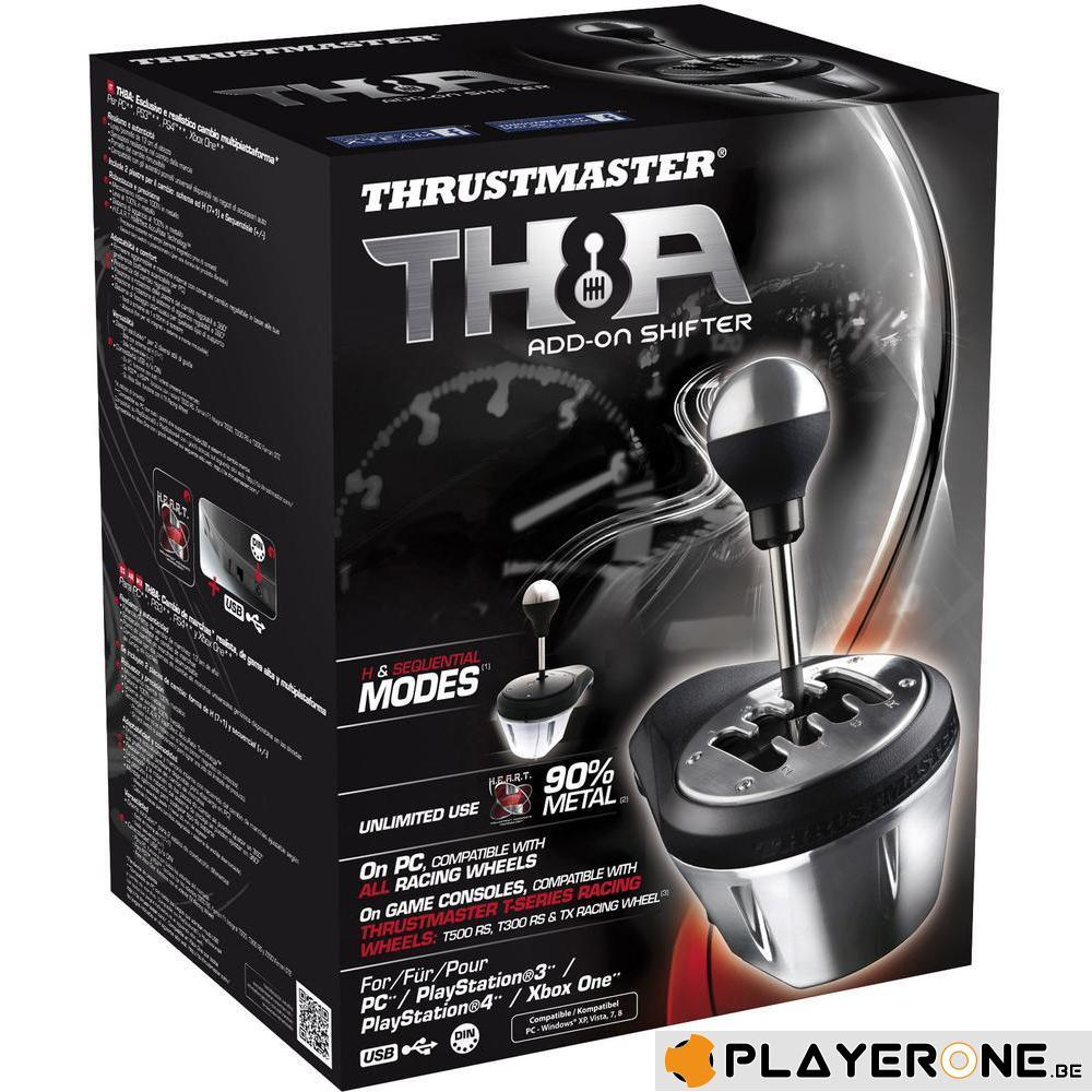 TH8A SHIFTER ADD-ON for T150/T300 /T500 /TX/T-GT  (Thrustmaster)_1