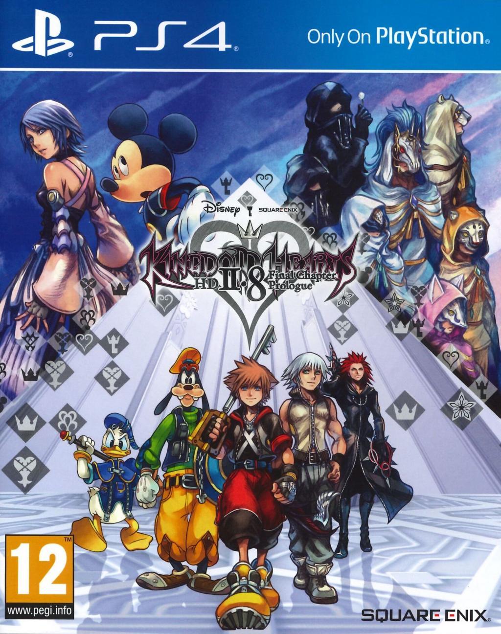 Kingdom Hearts 2.8 Final Chapter Prologue