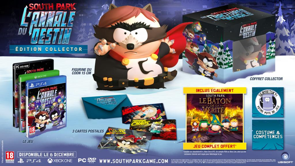 South Park The Fractured Buttwhole COLLECTOR EDITION_1