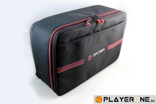 QANBA - Defender Fighting Stick Backpack
