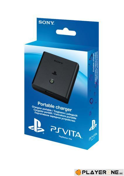 PS Vita - Portable Battery Charger ( Official Sony )_1