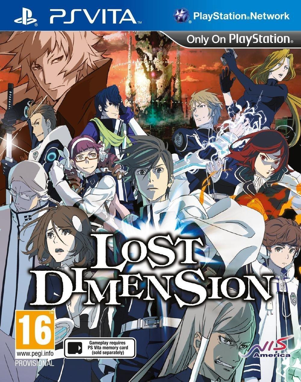 Lost Dimension_1