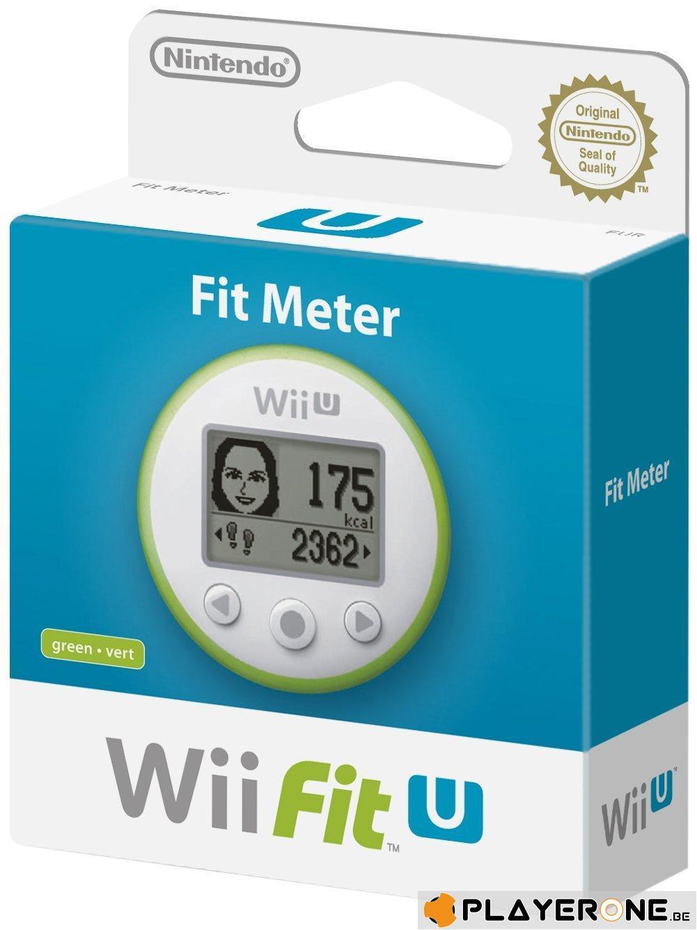 Wii U Fit Meter - GREEN_1