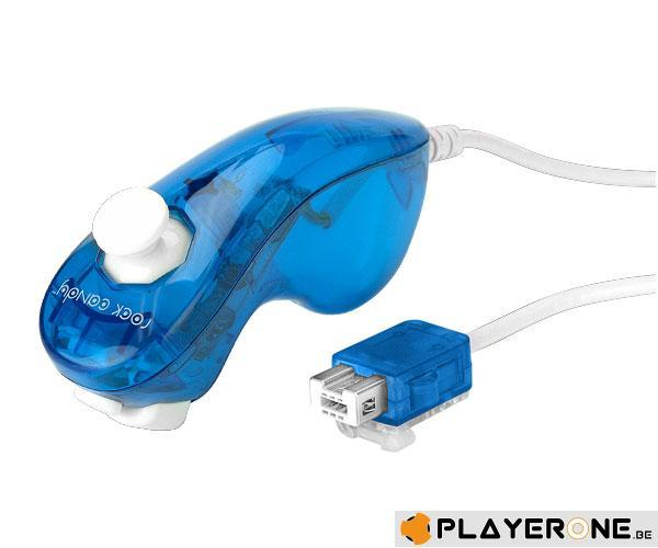 PDP - ROCK CANDY - Control Stick Wii - Blue_1