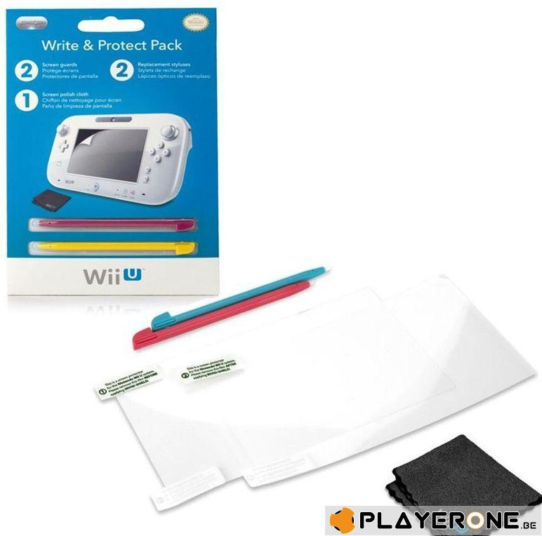 Write and Protect Pack for Wii U Gamepad_2