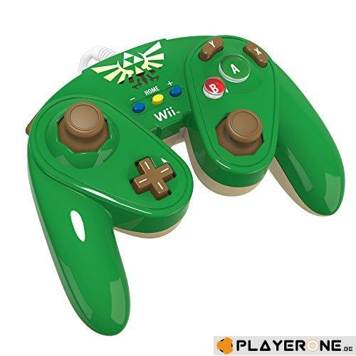 PDP - Nintendo Wired Fight Pad WII U Official GC controller Link_1