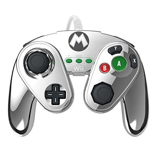 PDP - Nintendo Wired Fight Pad WII U Official GC controller MarioMetal_2