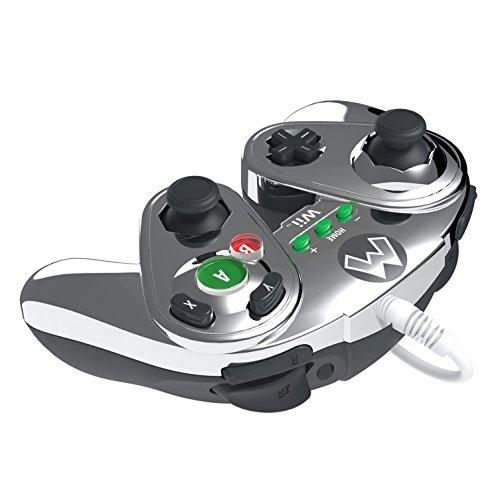 PDP - Nintendo Wired Fight Pad WII U Official GC controller MarioMetal_5