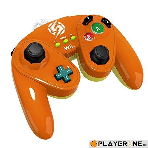 PDP - Nintendo Wired Fight Pad WII U Official GC controller Samus_1