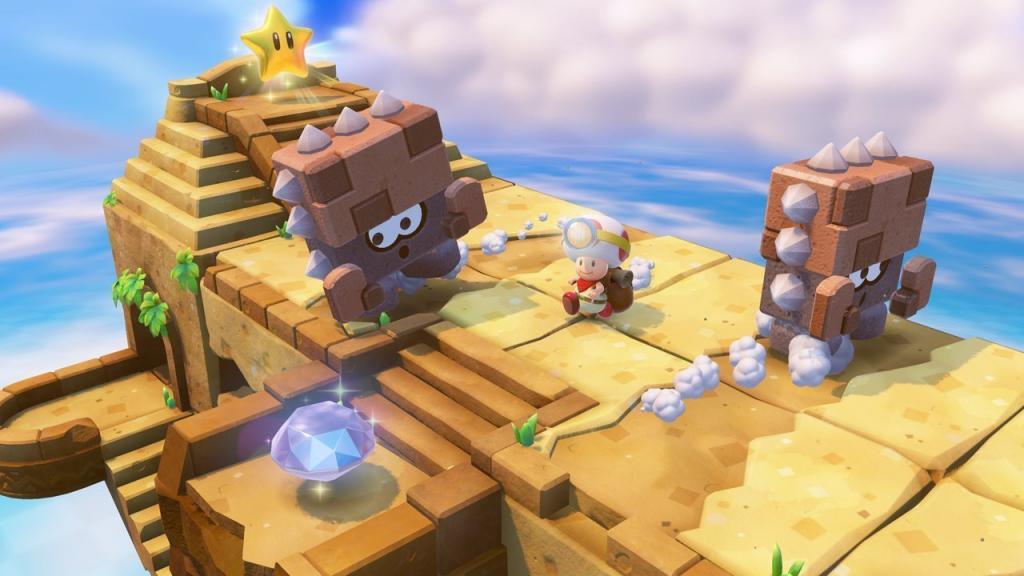 Captain Toad Treasure Tracker + Amiibo_5