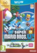 New Super Mario Bros U + Luigi U (SELECT)