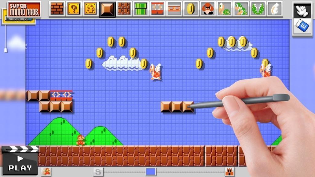 Super Mario Maker + Artbook_3