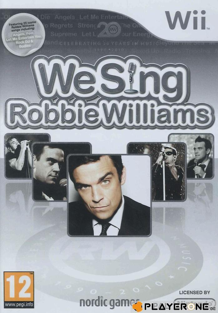 We Sing Robbie Williams (UK Only)_1
