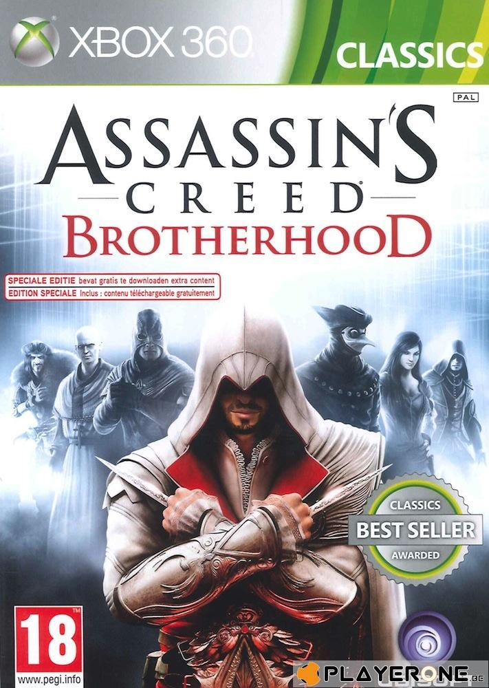 Assassin's Creed Brotherhood ( CLASSIC )