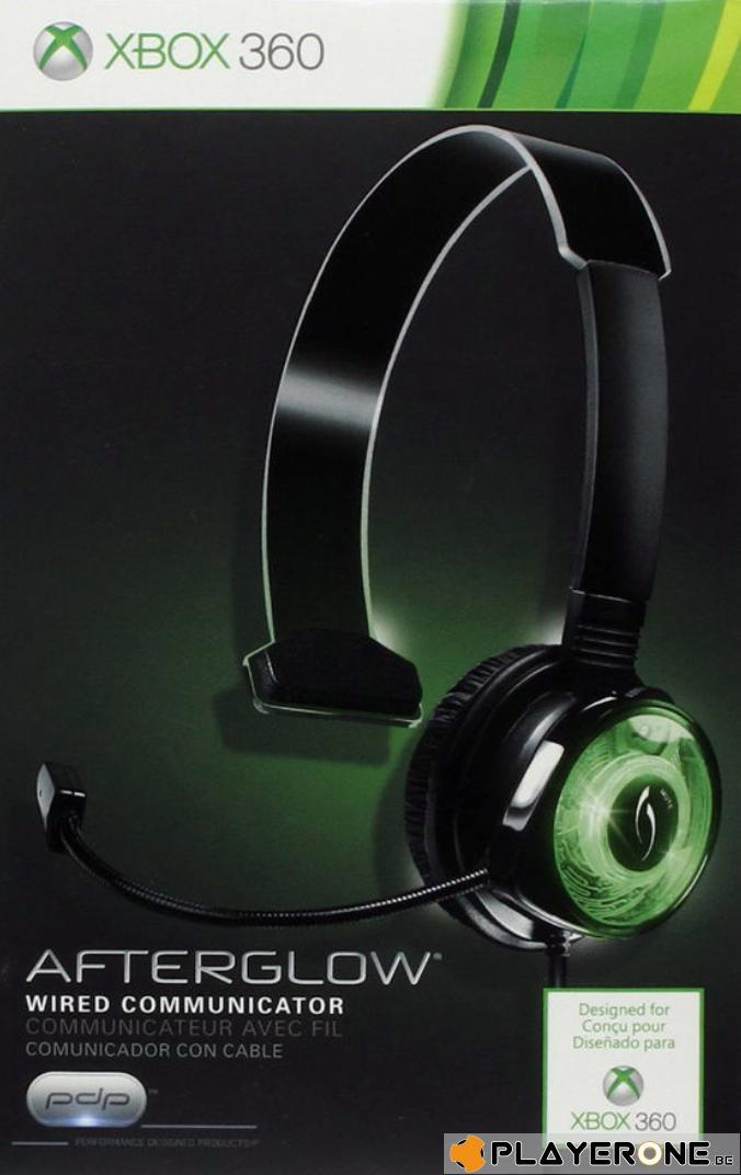 PDP - Afterglow Communicator Official Licensed Xbox 360