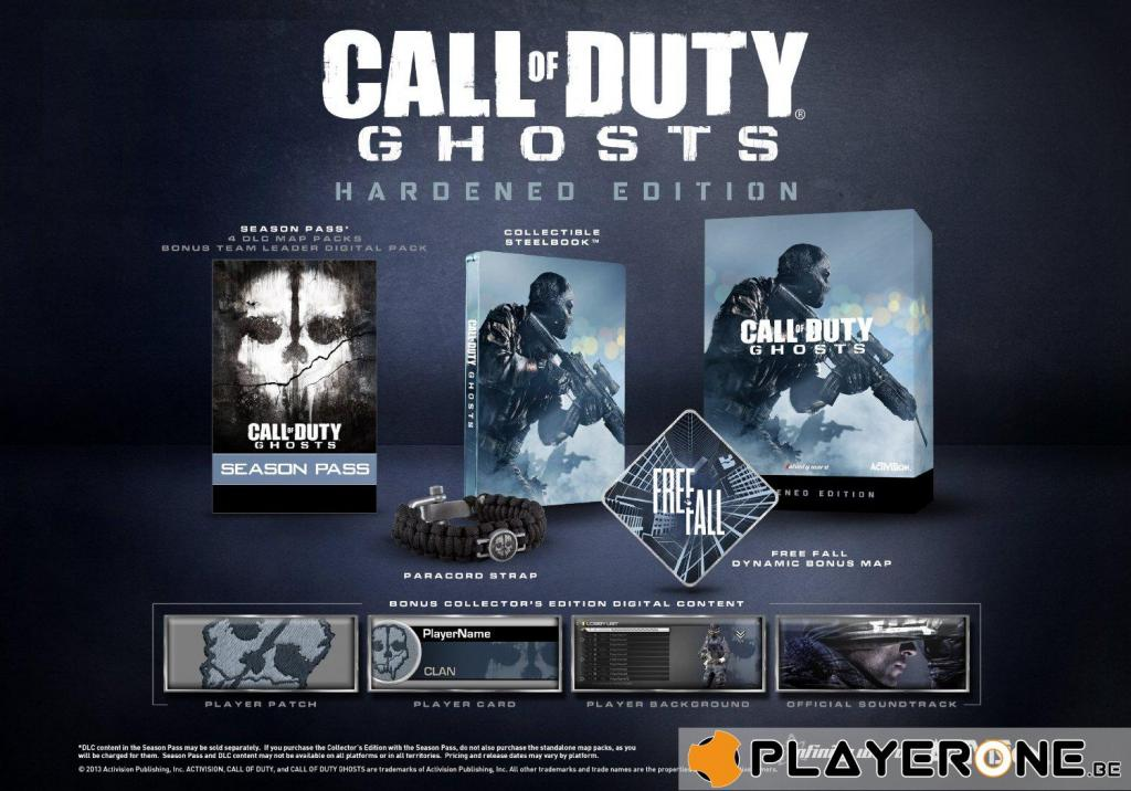 Call of Duty Ghosts HARDENED EDITION_1