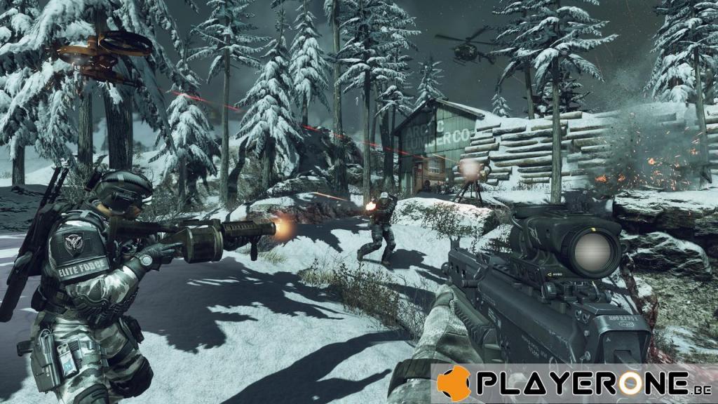 Call of Duty Ghosts PRESTIGE EDITION_3