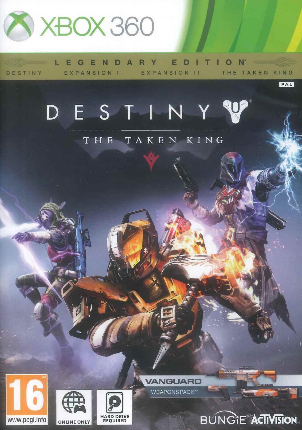 Destiny : The Taken King Legendary Edition_1