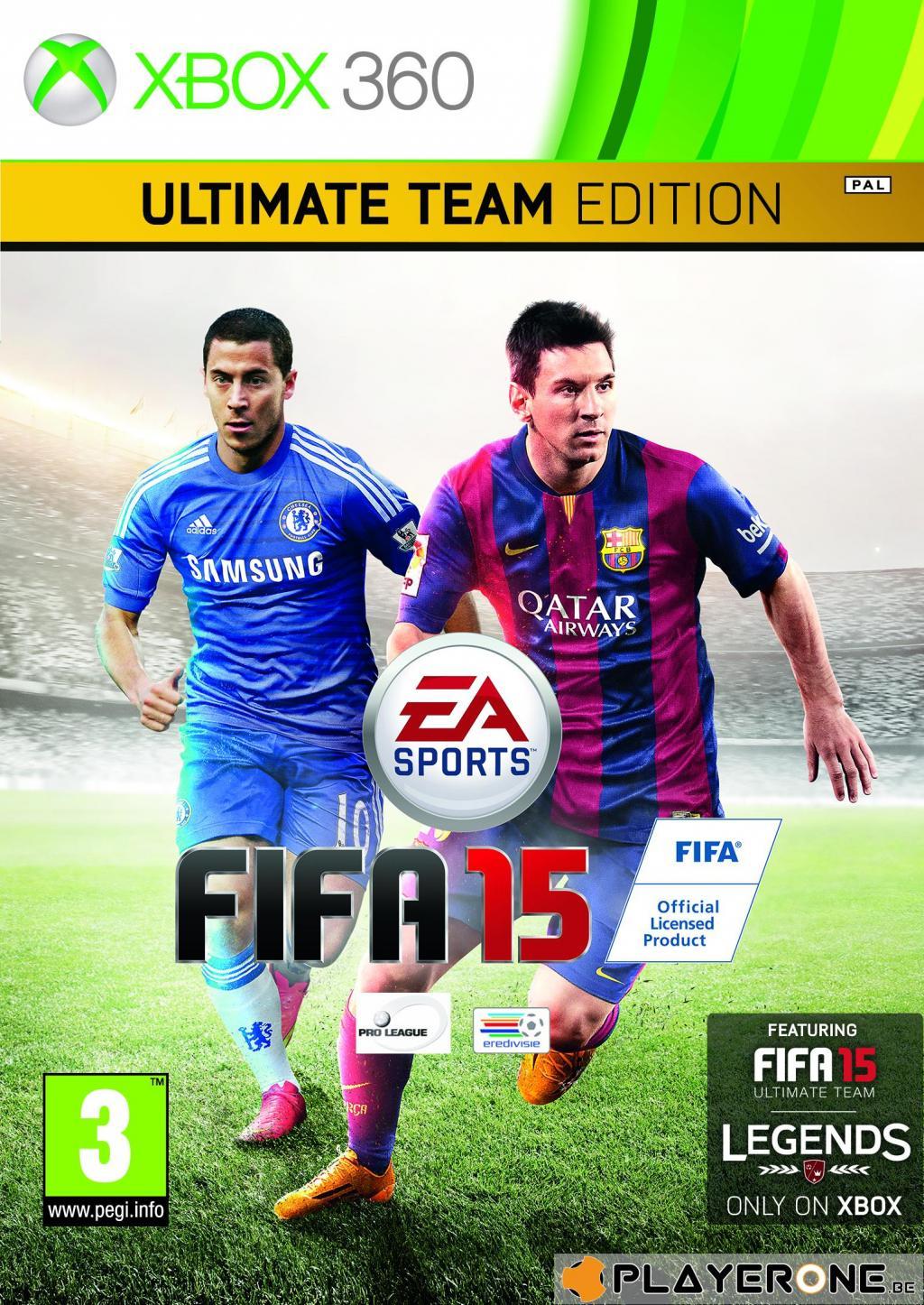 FIFA 15 ULTIMATE TEAM EDITION_1