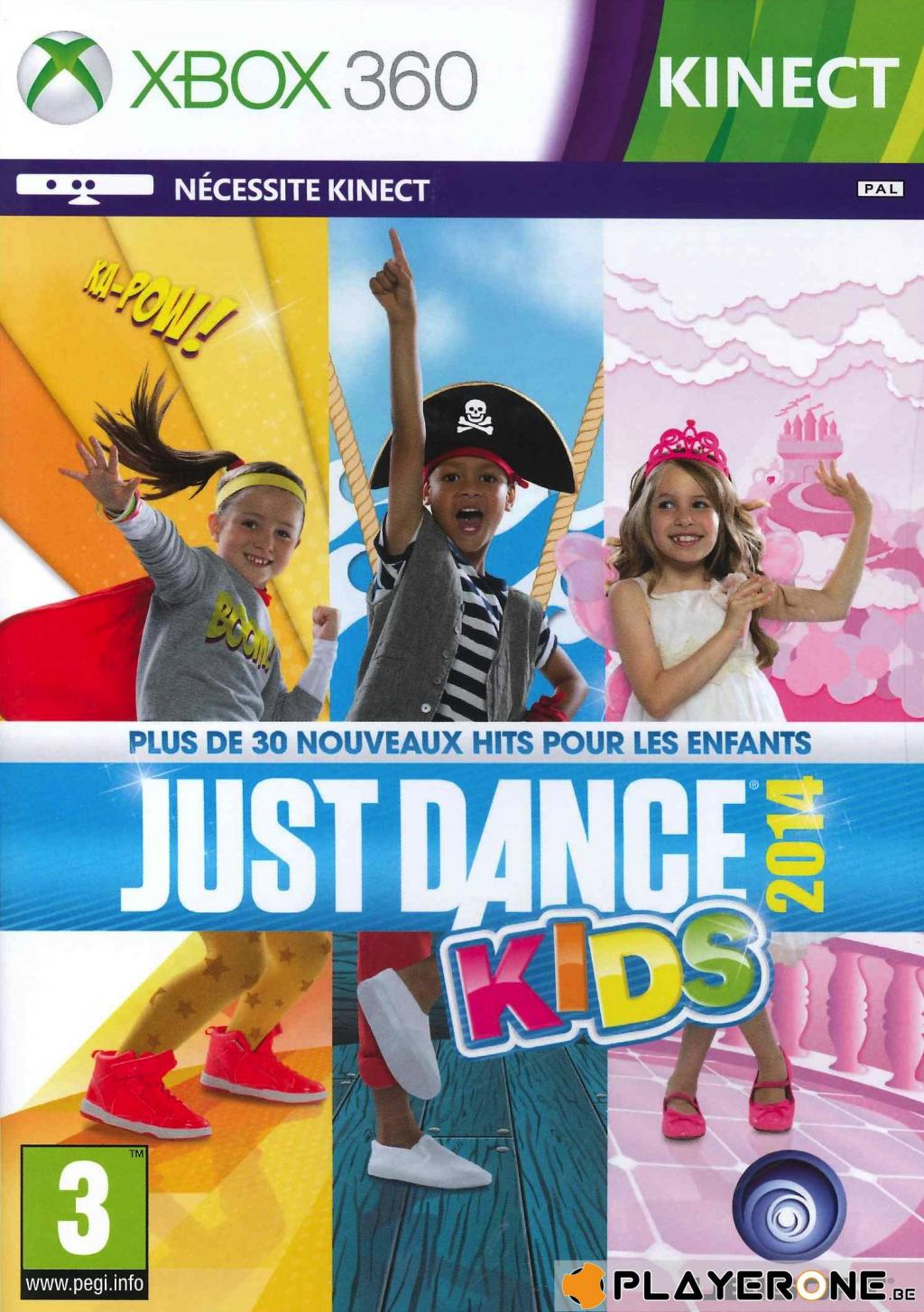 Just Dance KIDS 2014 (KINECT)