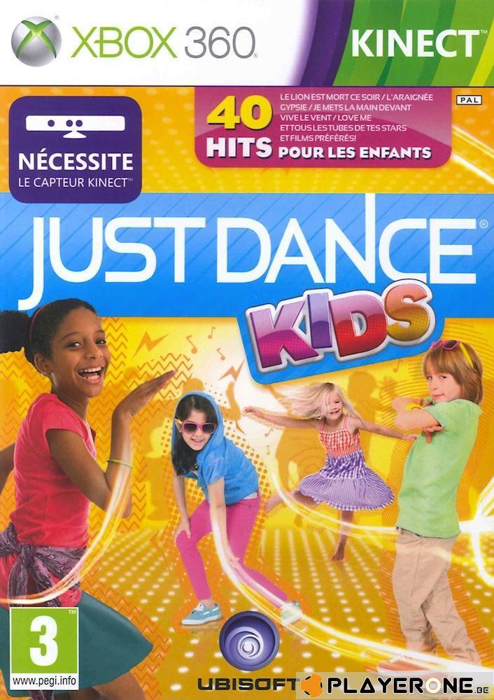 Just Dance KIDS 2 KINECT