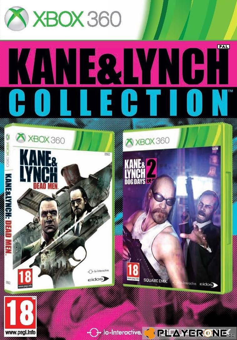 Kane and Lynch 1 + 2_1