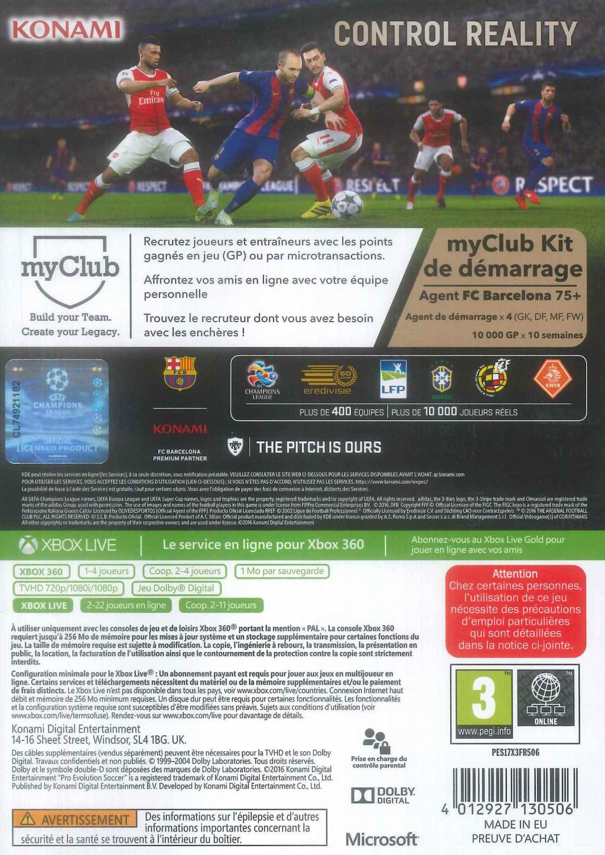 Pro Evolution Soccer 2017_2