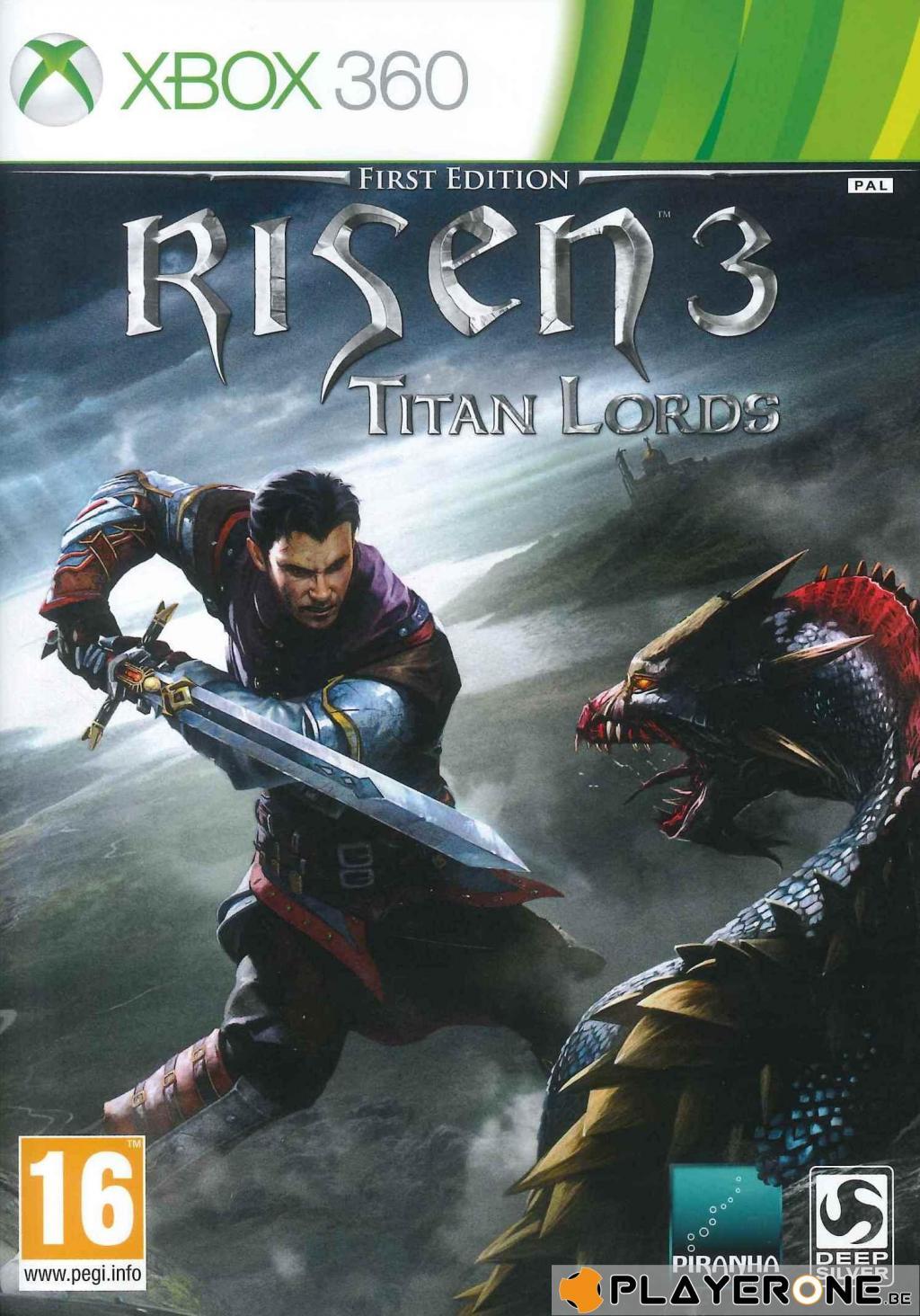 Risen 3 Titan Lords FIRST EDITION_1