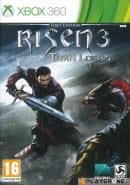 Risen 3 Titan Lords FIRST EDITION