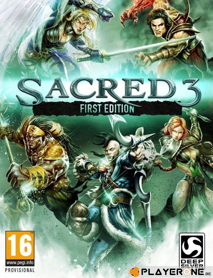 Sacred 3 FIRST EDITION_1