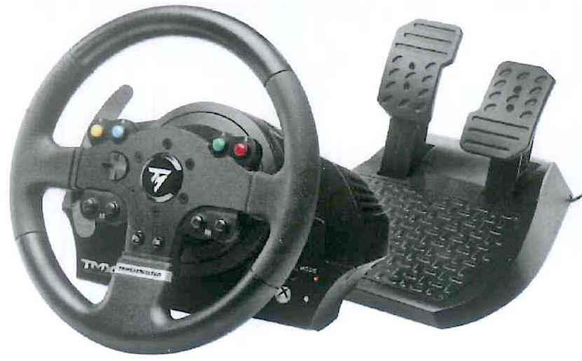 TMX  Force Feedback Steering Wheel XBONE/PC (Thrustmaster)_1