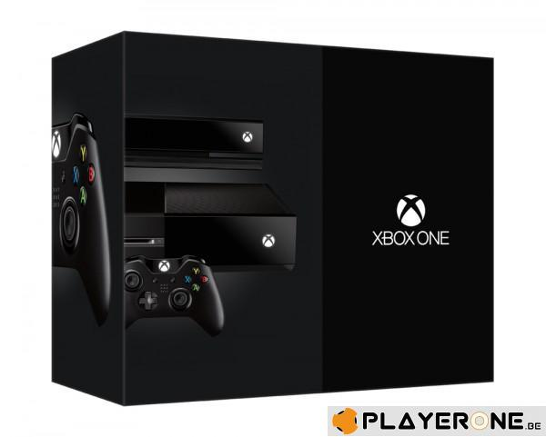 Console Xbox One + Kinect 500 Gb Black_1