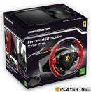 FERRARI 458 Spider Racing Wheel Official XBOX ONE (Thrustmaster)