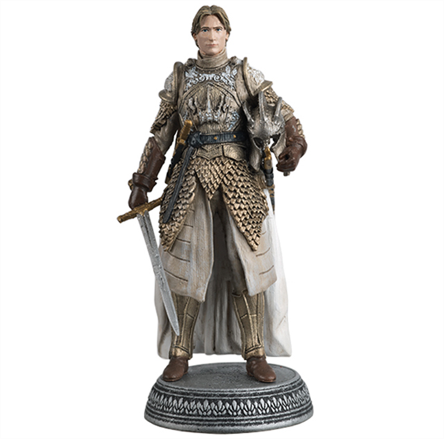 GAME OF THRONES - Figurine Col. 1/21 -  Jaime Lannister - 10.3cm