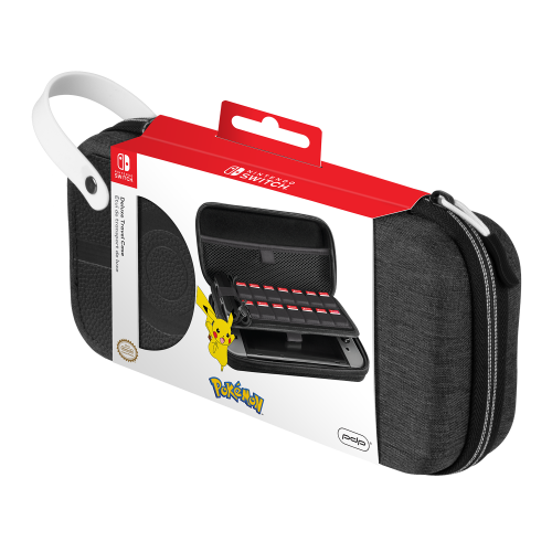 Official Switch Deluxe Travel Case - Pokeball for Switch & Switch Lite