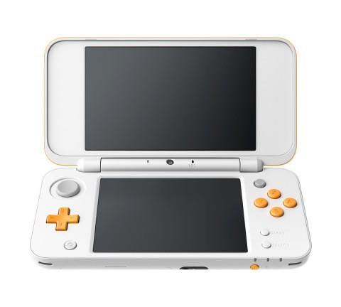 Console 2DSXL  - White + Orange_4
